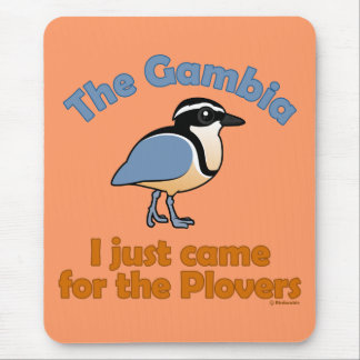I Just Came for the Plovers Mouse Pad
