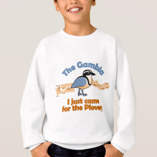 I Just Came for the Plovers Sweatshirt