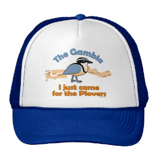I Just Came for the Plovers Trucker Hat
