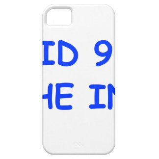 I-just-did-9-months-on-the-inside-COM-BLUE.png iPhone 5 Case