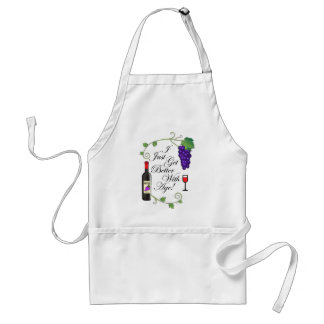 I Just Get Better With Age! Adult Apron