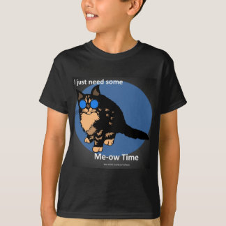 I Just Need Meow Time T-Shirt