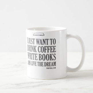 I Just Want To... Coffee Mug