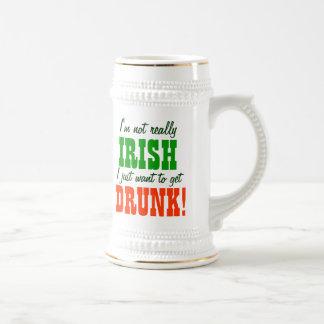 I Just Want to Get Drunk Mug