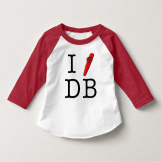I Kazoo DB for Toddlers T-Shirt