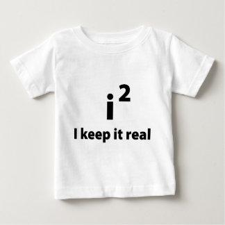 I Keep It Real Infant T-shirt