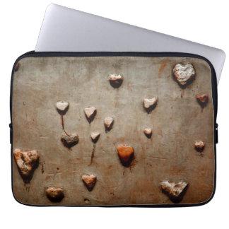 """I Keep Meeting Cold Stone Hearts"" - Sleeve Laptop Sleeve"
