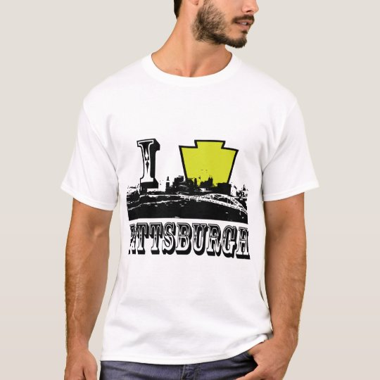 I keystone Pittsburgh T-Shirt