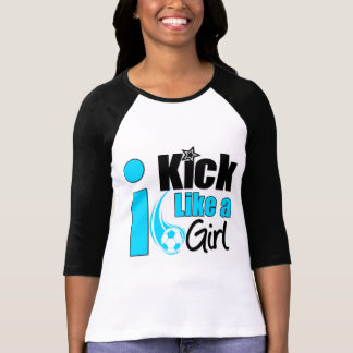 I Kick Like A Girl T-Shirt