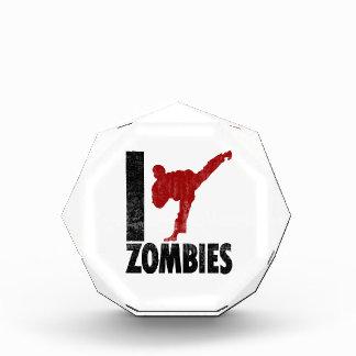 I Kick Zombies Awards