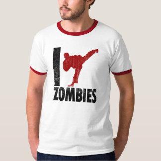 I Kick Zombies Shirt