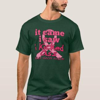I Kicked Ass T-Shirt