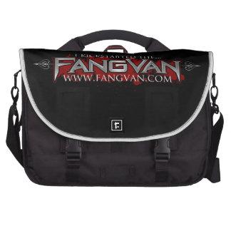 """""""I Kickstarted the FangVan"""" Official Commuter Bags"""