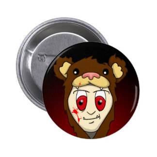 I KIll Dead Things 2 Inch Round Button