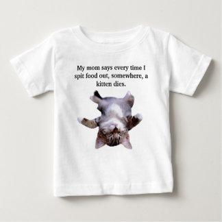 I kill kittens baby T-Shirt