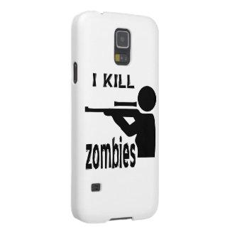 I Kill Zombies Galaxy S5 Case