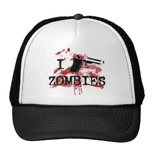 I Kill Zombies Hat