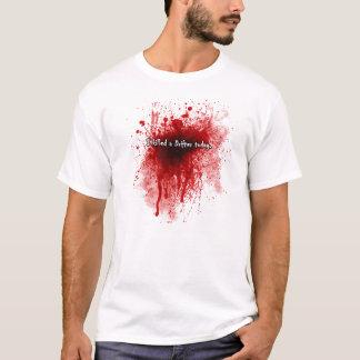 I killed a drifter today t-shirt