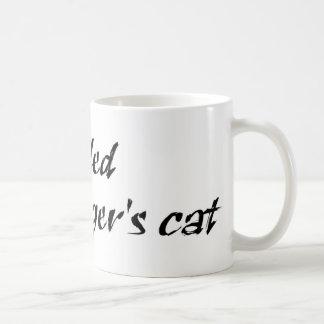 I Killed Schrödinger's Cat Mug