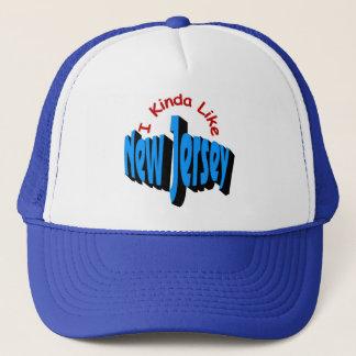 I Kinda Like New Jersey Trucker Hat