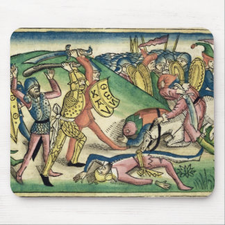 I Kings 15 16 War between Asa and Baasha, from the Mouse Pad