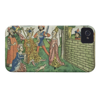 I Kings 3 16-28 Judgement of Solomon, from the 'Nu iPhone 4 Case-Mate Case