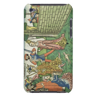 I Kings 3 16-28 Judgement of Solomon, from the 'Nu iPod Touch Case-Mate Case