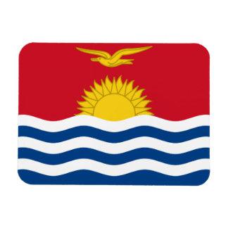 I-Kiribati Flag Rectangular Magnets