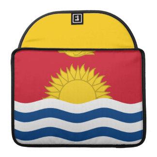 I-Kiribati Flag Sleeves For MacBook Pro