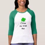 I Kiss An Irish Man T-Shirt
