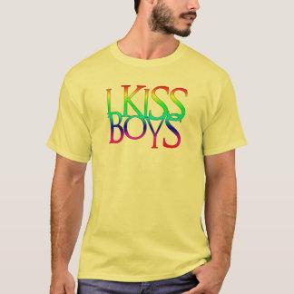 I KISS BOYS T-Shirt