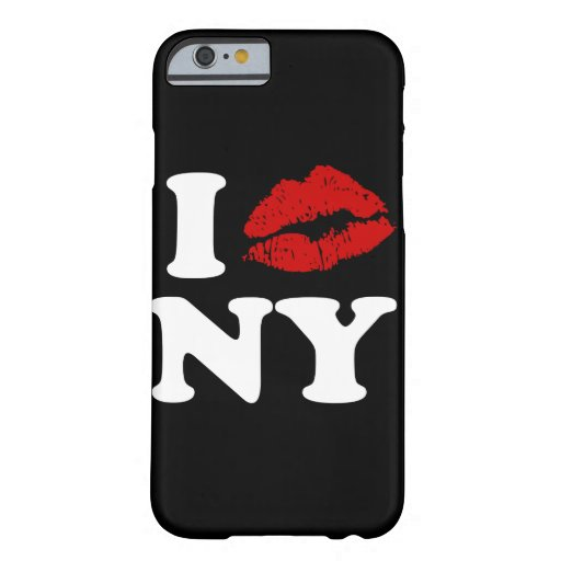 I Kiss New York iPhone 6/6s Barely There iPhone 6 Case