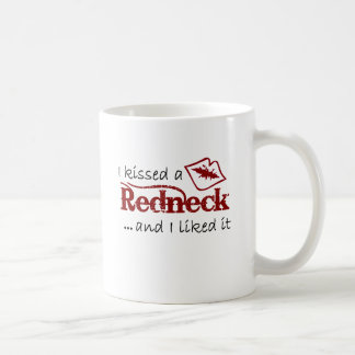 I Kissed A Redneck! Coffee Mug