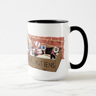 I Kittens for Sale Mug