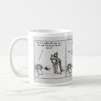 I knew Dragonborn were cold blooded. Coffee Mug