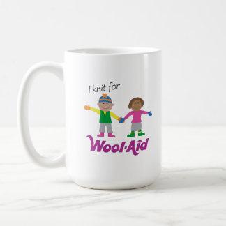 I Knit for Wool-Aid mug