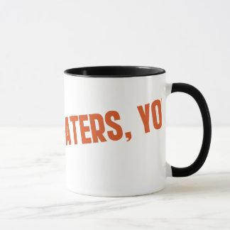 I Knit Sweaters Yo Mug