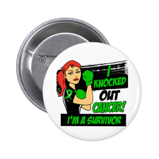 I Knocked Out Bile Duct Cancer Pins