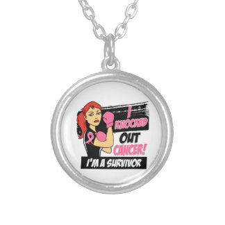 I Knocked Out Breast Cancer Rosie The Riveter Jewelry