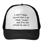I know Crazy Hats