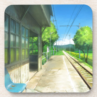I Know Exactly Where To Go, To Get Lost Drink Coaster