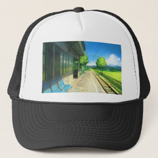 I Know Exactly Where To Go, To Get Lost Trucker Hat