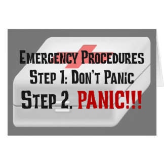 I Know First Aid & Can Respond to Your Emergency Cards