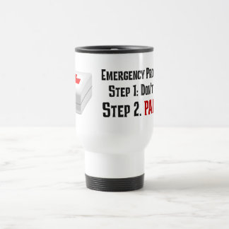 I Know First Aid & Can Respond to Your Emergency Coffee Mugs