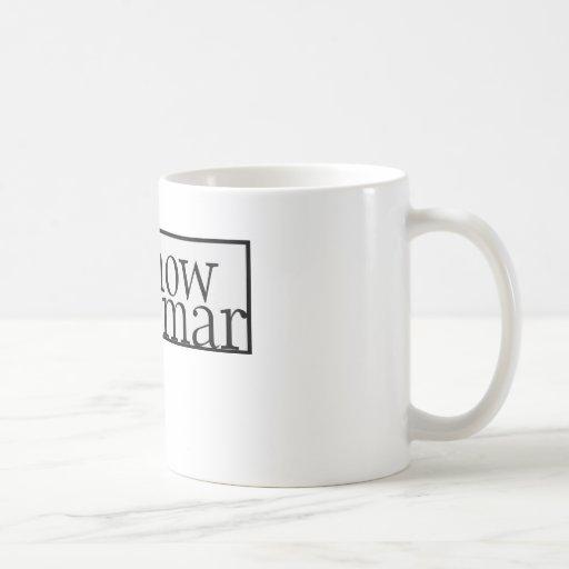 I know grammar classic white coffee mug