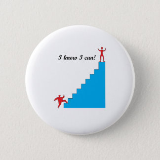 I know I can! Button