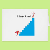 I know I can! Card
