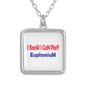 I know i can play Euphonium. Custom Necklace