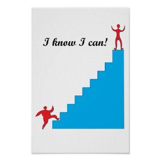 I Know I Can Poster