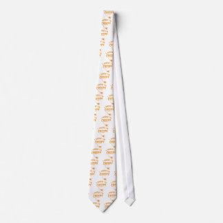 i know im creepy Halloween design Tie